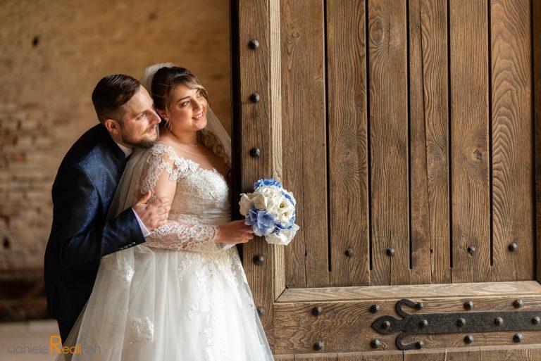 Gli sposi a San Galgano